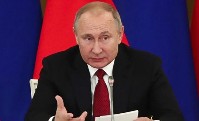 Putin: Türkiye ve Rusya Avrasya'nın güvenliğini güçlendirmeye devam edecek