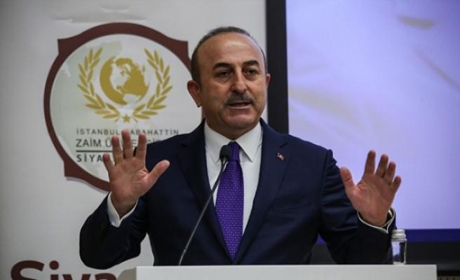 Suriye'de siyasi çözümün önemli aktörlerinden biri Türkiye'dir