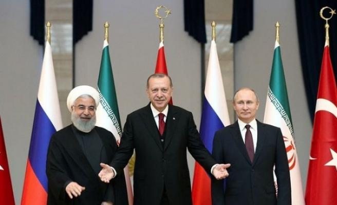 Times: Boşluğu Türkiye, Rusya ve İran doldurmaya çalışacak