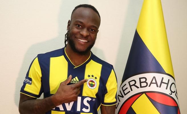 Victor Moses, Resmen Fenerbahçe'de