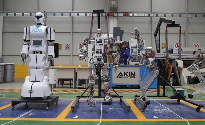 'Yerli robotlar dünya standartlarını yakalayacak'