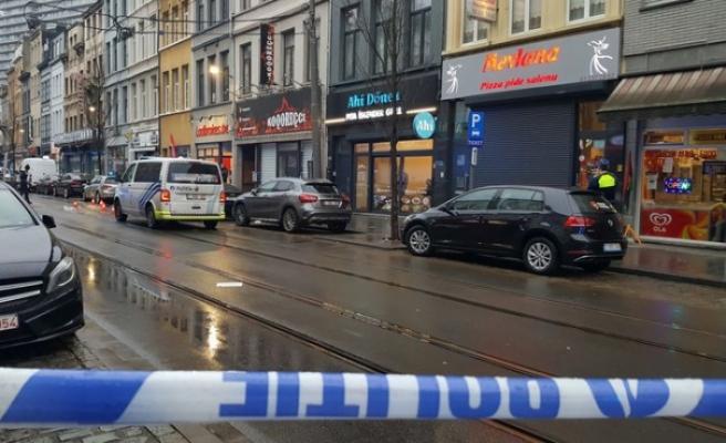 Belçika'nın Anvers kentindeki 'Türk mahallesinde' silahlı saldırı