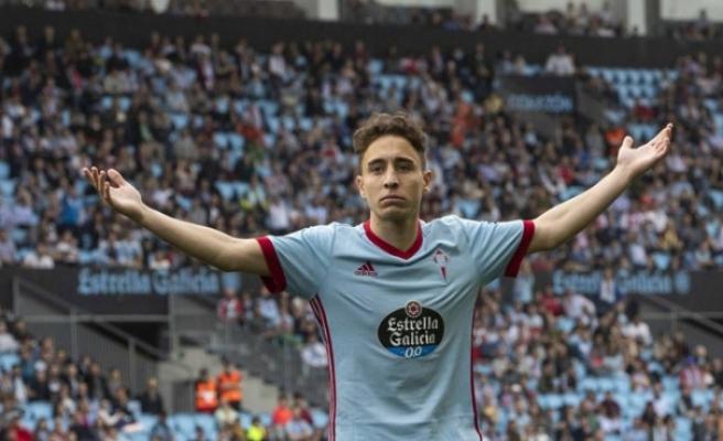 'Emre Mor Celta Vigo'da kalmayı tercih etti'