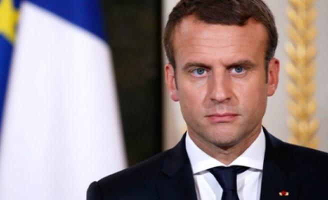 Fransa Cumhurbaşkanı Macron Referanduma Gidiyor!