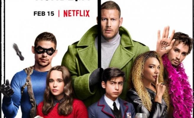 Netflix, Hababam Sınıfı'nın film müziğini, dizi tanıtımında kullandı