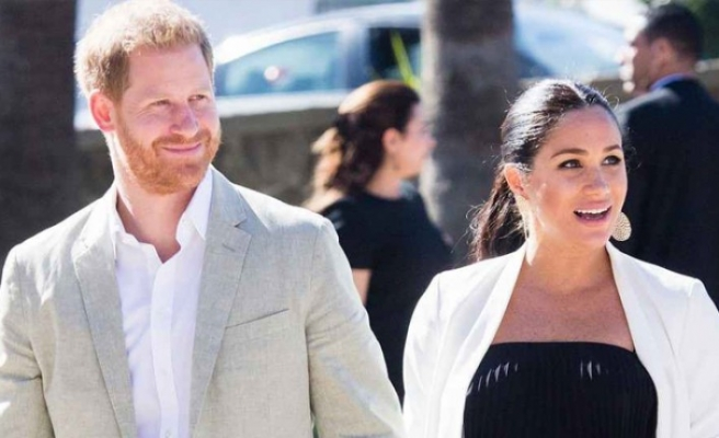 Prens Harry ve Meghan Markle'ın Bebekleri Kız mı Erkek mi?