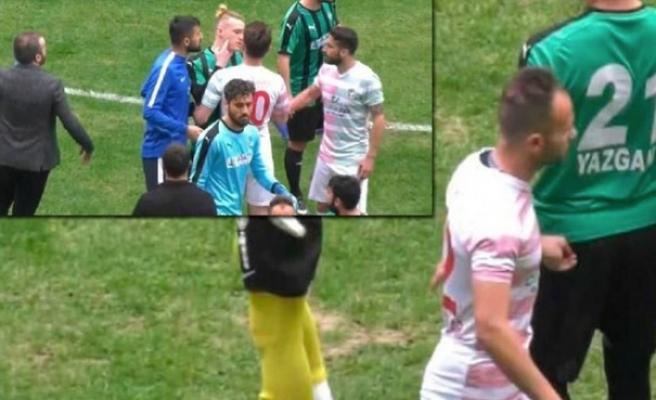 Amedspor oyuncusu Mansur Çalar futboldan ömür boyu men edildi
