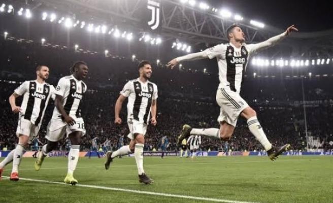Juventus ligde ilk kez kaybetti