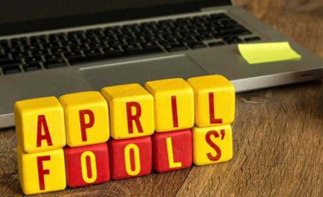 Medya '1 Nisan şakası' yapmayı seviyor