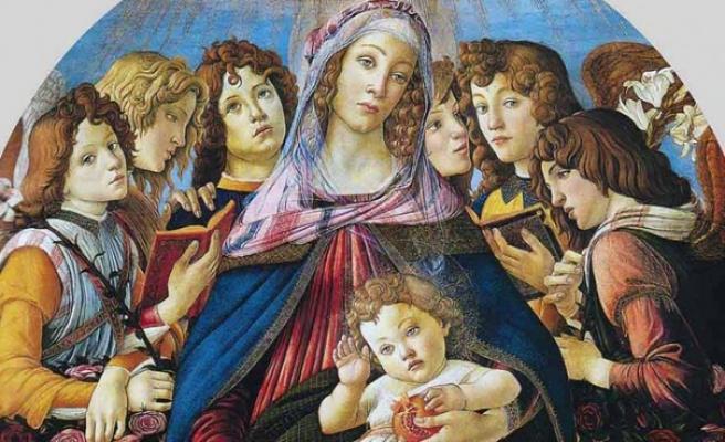 Sahte sanılan Botticelli tablosu 'gerçek çıktı'