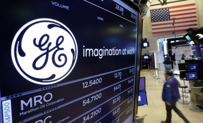 AB'den General Electric'e para cezası