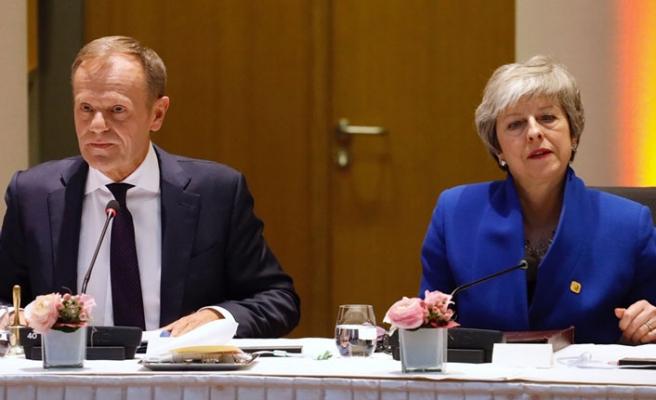 AB Konseyi Başkanı Donald Tusk'tan Son Dakika Brexit Açıklaması