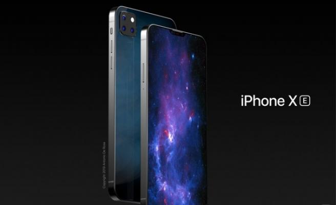 Apple'dan en küçük telefon: iPHONE XE