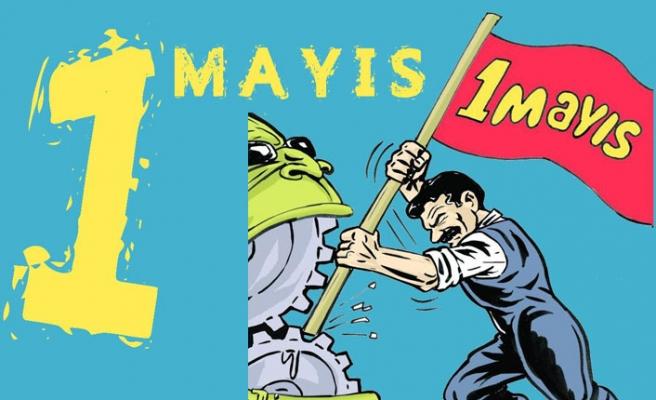 Day-Mer'den 1 Mayıs Yürüyüşüne Çağrı