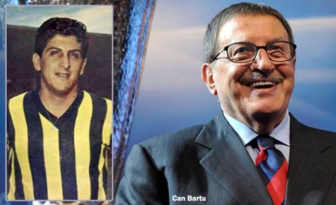 Efsane Fenerbahçeli Can Bartu hayatını kaybetti