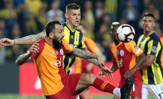 Galatasaray, derbide fırsat tepti