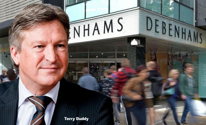 İngiliz mağazalar zinciri Debenhams 22 mağazasını kapatacak