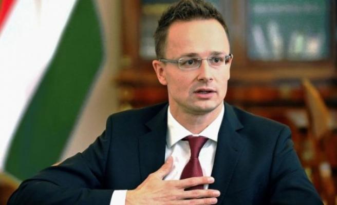 Macaristan Dışişleri Bakanı Szijjarto'dan AB'ye 'Türkiye' tepkisi