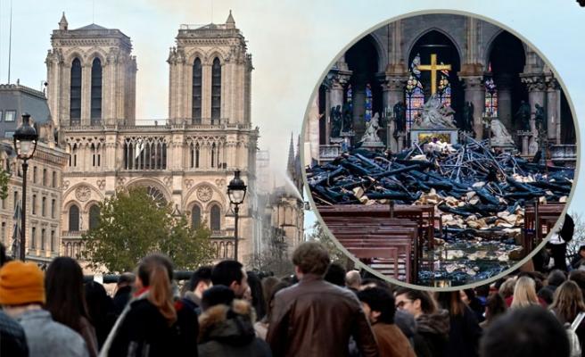 Notre Dame Katedrali için rekor bağış!