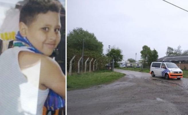 Sığınmacı kampında ölü bulunan çocuk olayında sıcak gelişme
