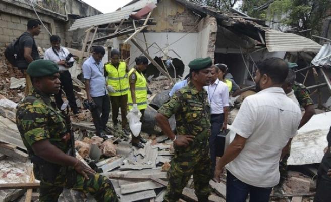 Sri Lanka'daki saldırılarda 35 yabancı uyruklu kişi öldü