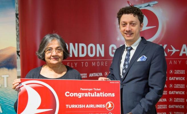 THY'nin Londra-Antalya doğrudan seferleri başladı