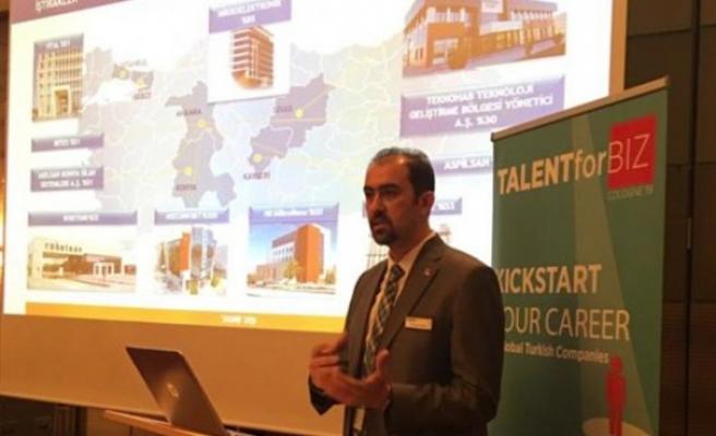 Türk şirketleri Londra'da kariyer imkanlarını tanıttı