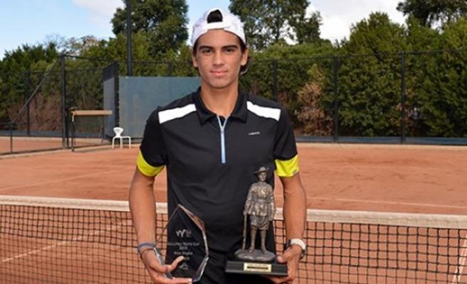 Türk tenisçiden Avustralya'da önemli başarı