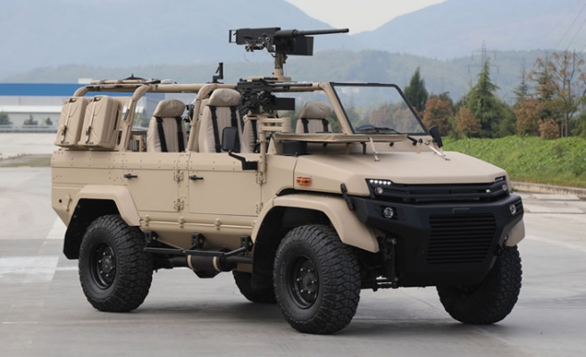 Yerli Zırhlı Araç Görücüye Çıkıyor