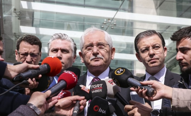 YSK Başkanı Güven'den son dakika açıklaması