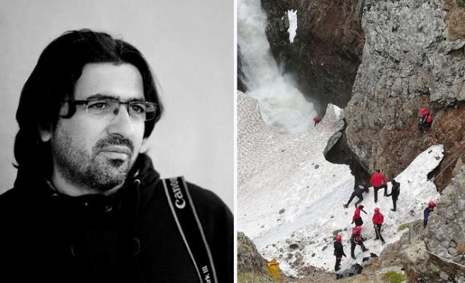 Anadolu Ajansı muhabirini arama çalışmaları devam ediyor