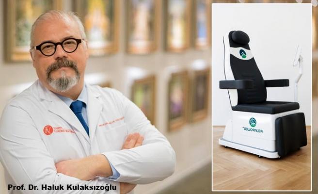 İdrar Kaçırma Kabusuna 'Manyetik Sandalye' Çözümü