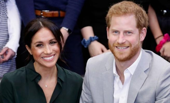İngiliz kraliyet ailesinin yeni üyesi doğdu