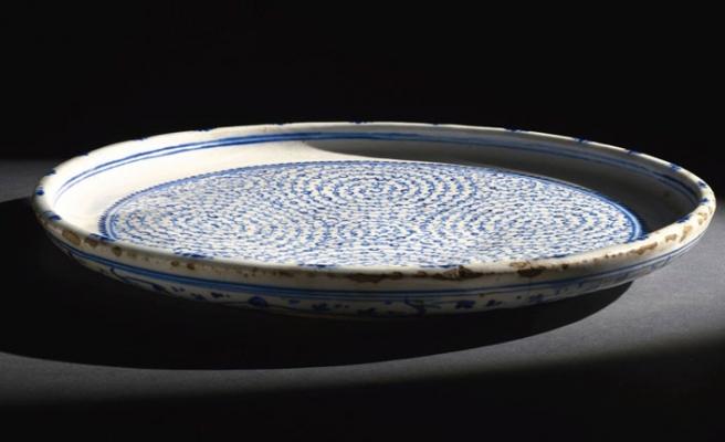 İznik Çinisi Londra'da astronomik fiyata satıldı