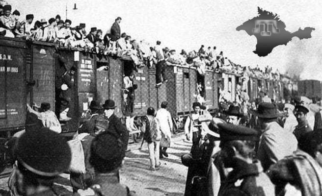 Kırım Tatar sürgünü 75. yılında acıyla yadediliyor