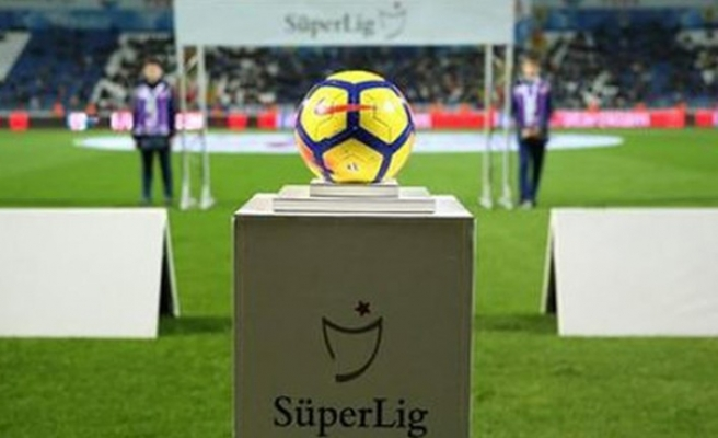 Süper Lig'de yeni sezon 16 Ağustos'ta başlayacak