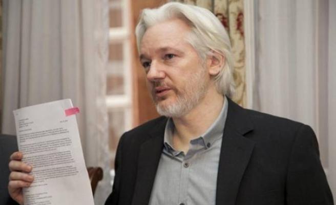 WikiLeaks'in kurucusu Londra'da 50 hafta hapis cezasına çarptırıldı