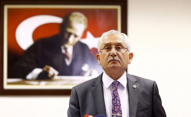 YSK Başkanı Güven'den İlk Açıklama