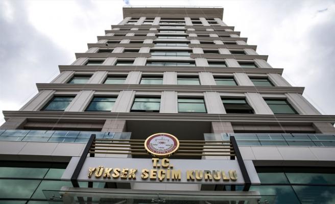 """YSK """"İstanbul"""" kararının gerekçesini açıkladı"""