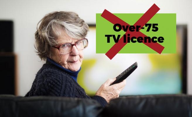 BBC'nin yaşlılardan da 'TV licence' ücreti alacak