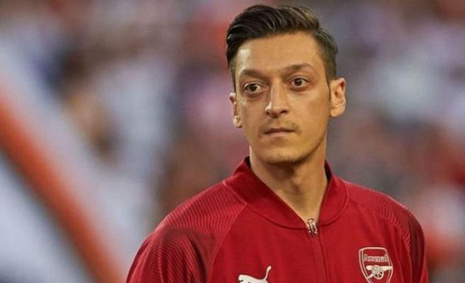 Fenerbahçe'de Mesut Özil kampanyası başlatıldı!