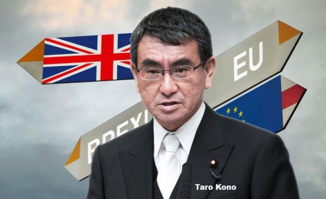 Japonya 'Anlaşmasız Brexit'ten Rahatsız