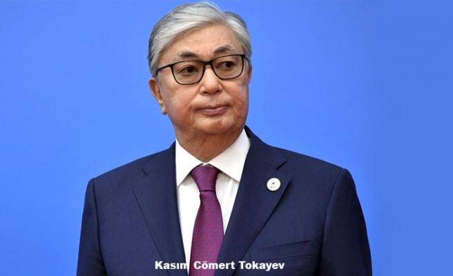 Kazakistan'da Kasım Cömert Tokayev Cumhurbaşkanı Seçildi