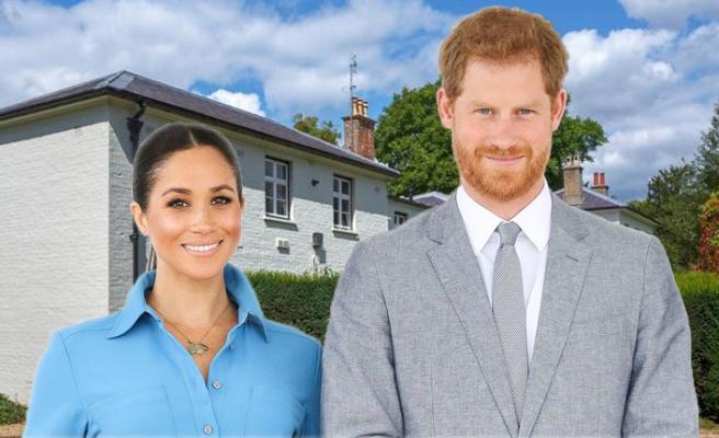 Prens Harry ve Meghan Markle'ın Halka Faturası Belli Oldu!