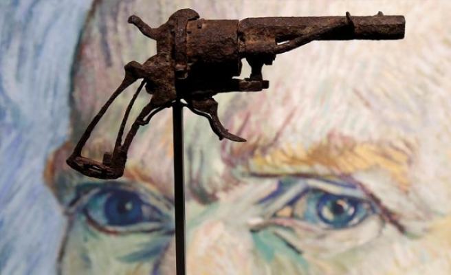 Van Gogh'un silahı 162 bin 500 euroya satıldı