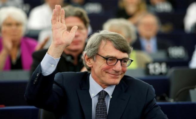 Avrupa Parlamentosu'nun yeni başkanı Sassoli oldu