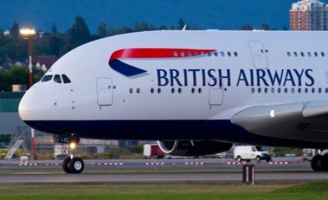 British Airways'e 230 milyon dolar rekor ceza verildi