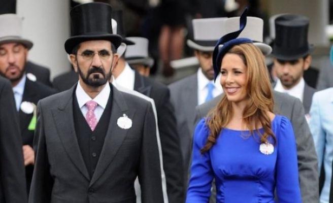 Dubai Emiri'nin Londra'ya kaçan eşine karşı açtığı dava başladı