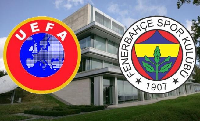 UEFA'nın Fenerbahçe kararı açıklandı