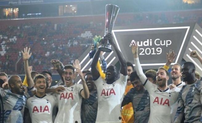 Audi Kupası'nda şampiyon Tottenham